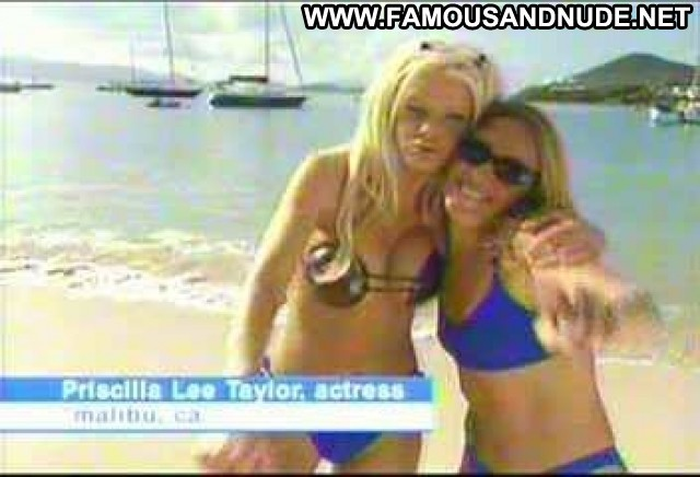 Priscilla Lee Taylor Search Party Stunning Athletic Slender