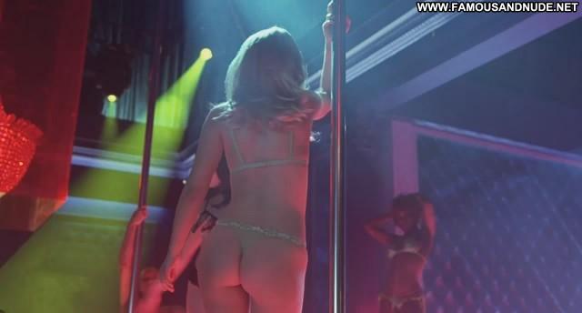 Natalie Portman Nude Sexy Scene Closer Israeli Thong Blonde