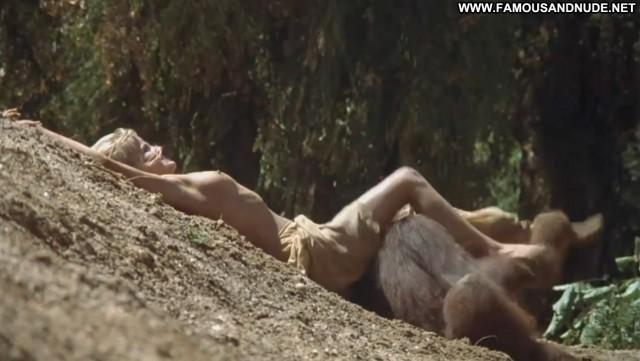 Bo Derek Tarzan The Ape Man Topless Celebrity Nude Scene Hot