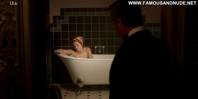 Kara Tointon The Halcyon Babe Posing Hot Bathroom Straight Celebrity