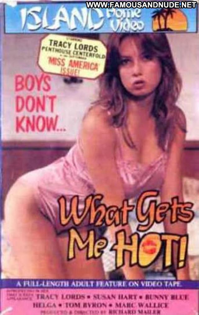 Traci Lords What Gets Me Hot Brunette Big Tits Pornstar Celebrity