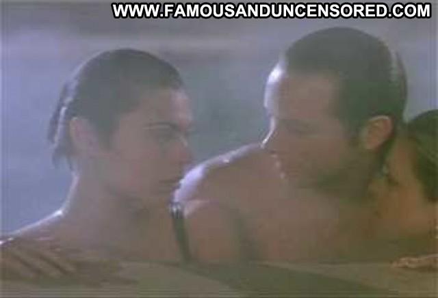 Ally Walker Just Looking Pool Kissing Nude Celebrity Hd Babe Cute