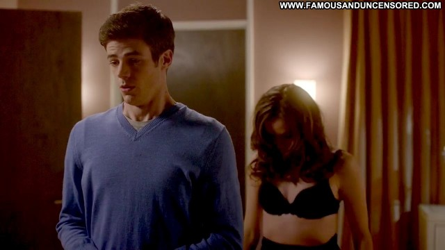 Danielle Panabaker The Flash Bra Drunk Female Cute Hd Sexy Actress