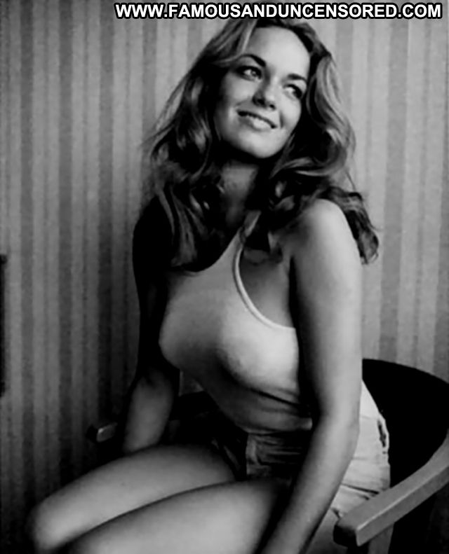 Catherine Bach Blue Eyes Posing Hot Babe Showing Tits Tits Celebrity