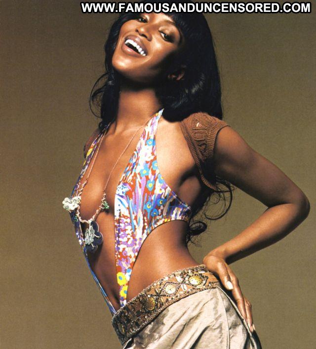 Naomi Campbell Ebony Cute Babe Hot Celebrity Celebrity Posing Hot