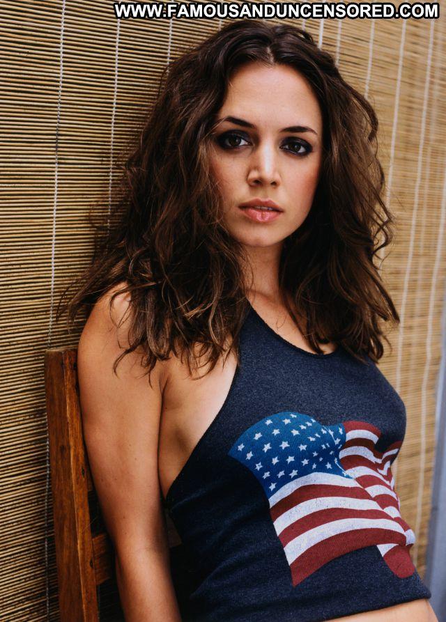 Eliza Dushku Celebrity Hot Babe Cute Famous Brunette Sexy Dress