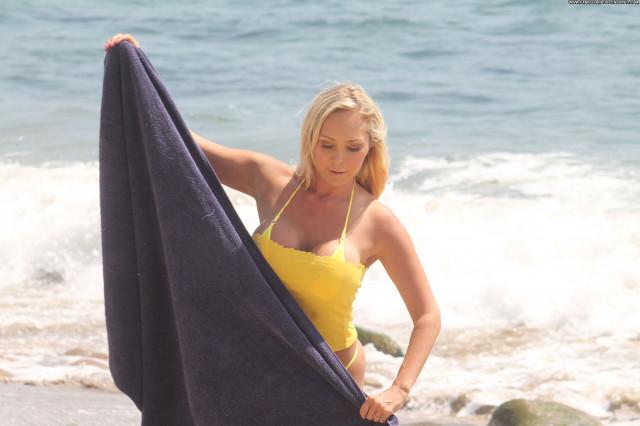 Alica Schmidt Malibu Beach Nyc Sex Posing Hot Celebrity Beach