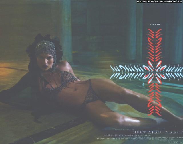 Kate Moss Nude Sexy Scene W Magazine Sep 2008 Beautiful Doll