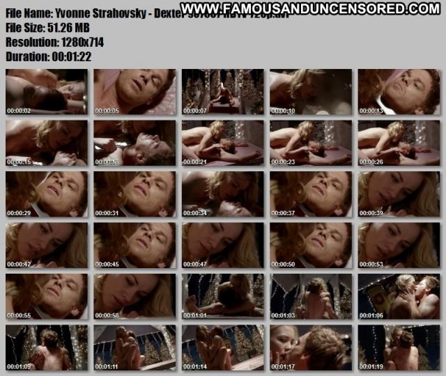 Yvonne Strahovski Dexter Posing Hot Celebrity Hot Cute Nude Scene Hd