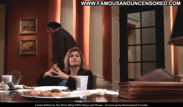 Connie Britton The West Wing Babe Tv Series Celebrity Beautiful