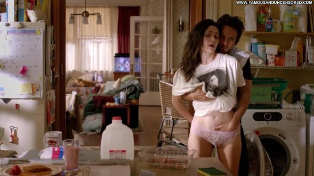 Emmy Rossum Nude Sexy Scene Shameless Tv Show Celebrity Doll