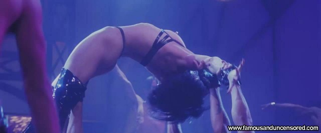 Elizabeth Berkley Showgirls Beautiful Sexy Celebrity Nude Scene