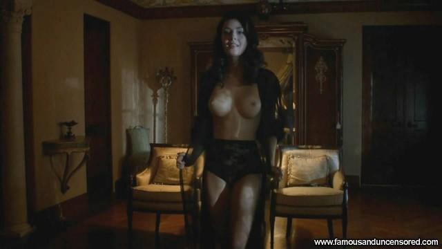 Jessica Marais Magic City Beautiful Nude Scene Sexy Celebrity Female