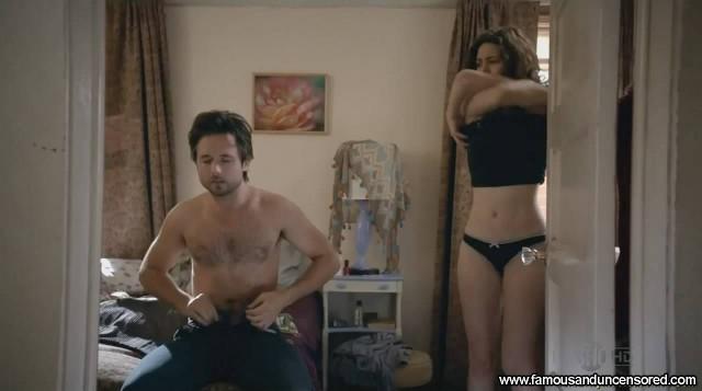Emmy Rossum Shameless Nude Scene Beautiful Sexy Celebrity Babe