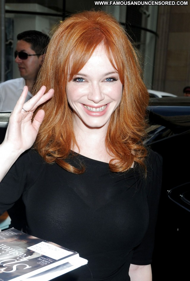 Christina Hendricks Pictures Boobs Redhead Celebrity