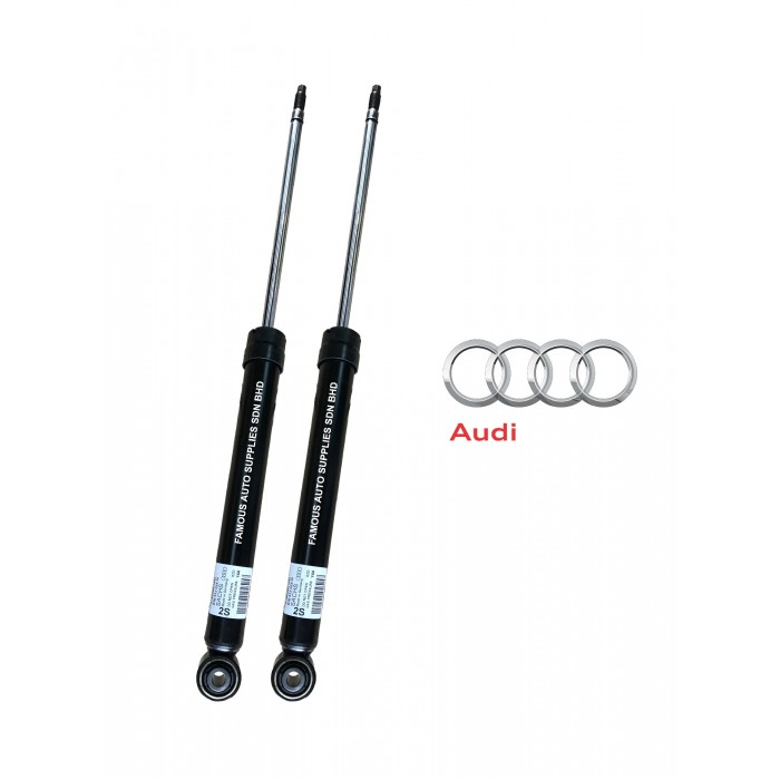 Rear Shock Absorber For Audi A4 A5 S4 S5 B8