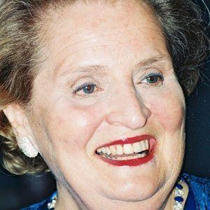 Madeleine Albright Phone Number