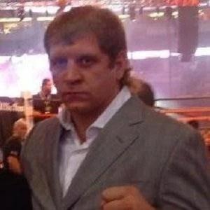 Alexander Emelianenko Wife