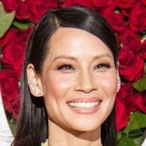 Lucy Liu Husband