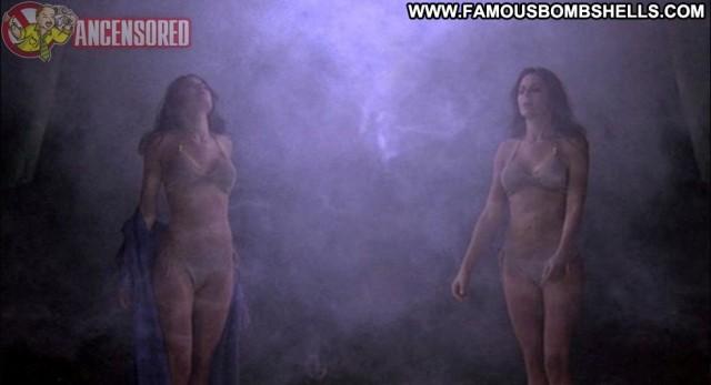 Kari Wuhrer Final Examination Small Tits Celebrity Skinny Bombshell
