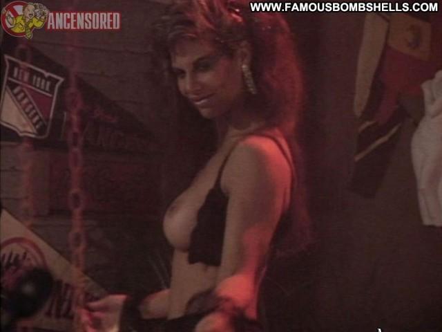 Jennifer Stahl Firehouse Brunette Bombshell Celebrity Sensual Sexy