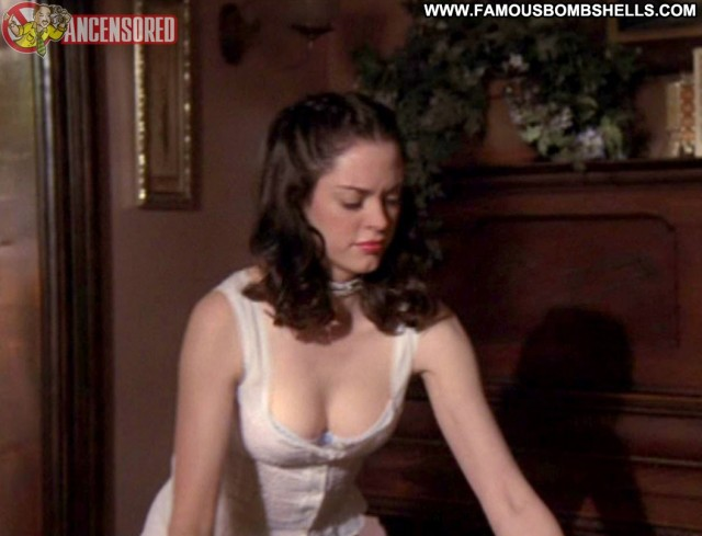 Rose Mcgowan Charmed Hot Brunette Medium Tits Bombshell Celebrity