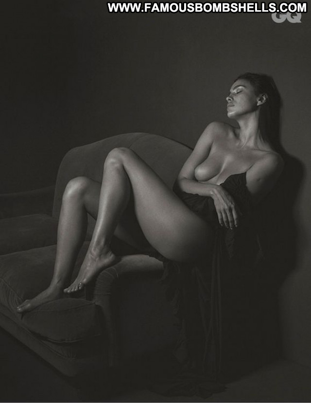 Irina Shayk Mario Sorrenti Beautiful Babe Nude Model Celebrity