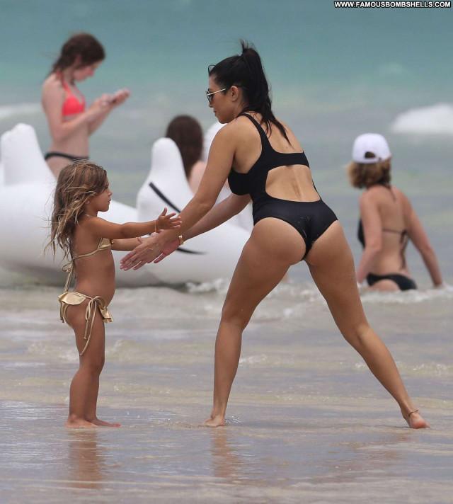 Larsa Pippen Swimsuit Friends Hot Beautiful Posing Hot Celebrity Babe