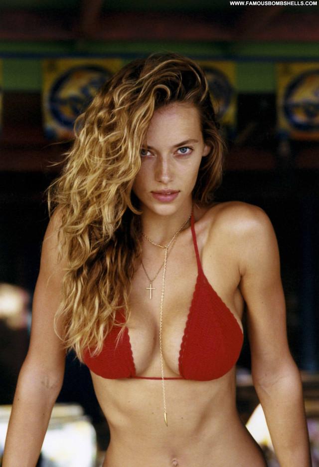 Hannah Ferguson Galore Magazine Posing Hot Beautiful Babe Summer