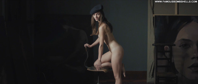 Salome Zimmerlin La Fille Dherode Posing Hot Doll Skinny Sexy