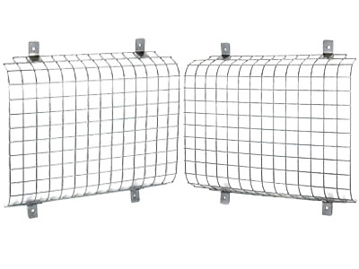 Series IIA and III Rear Mesh Lamp Guard (FF000505) for