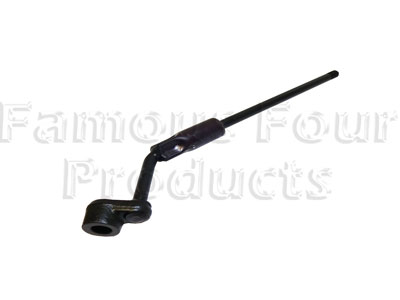 Gear & Transfer Box Levers for Land Rover 90/110 and Defender