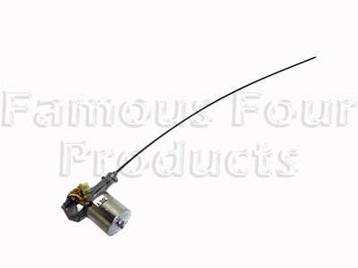 Wiper Motor (FF000966) for Land Rover 90/110 and Defender