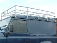 Heavy Duty Galvanised Roof Rack - Short (FF001208) for ...