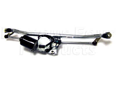 Wiper Motor and Linkage Assembly (FF004914) for Land Rover