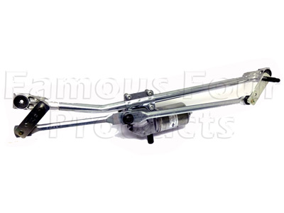 Wiper Motor and Linkage Assembly (FF009279) for Land Rover