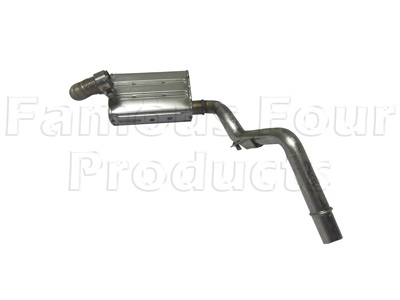 Heater & Hoses for Land Rover Discovery 4