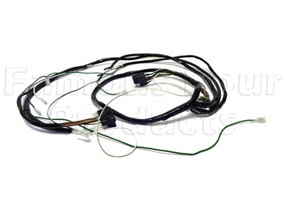 Engine Wiring Harness (FF009843) for Range Rover 1970-85