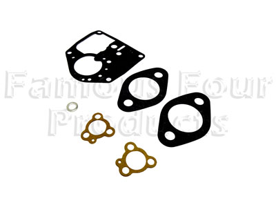 Fuel System for Land Rover Series IIA/III
