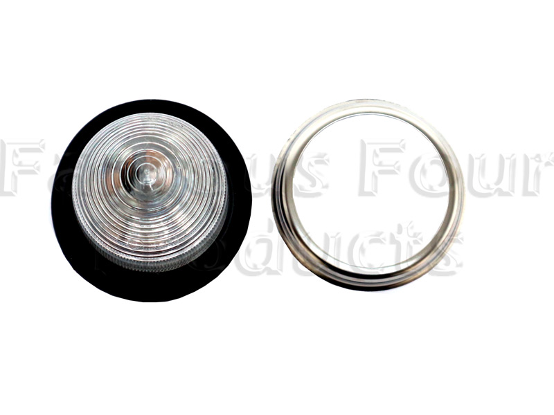 Front Side Light Assy. (FF010407) for Land Rover Series