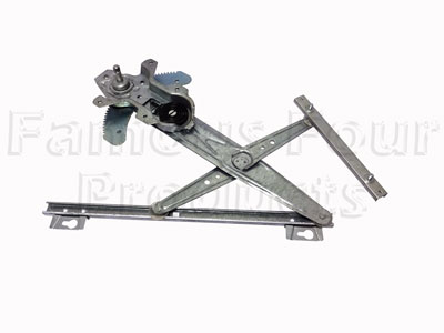 Window Regulators & Lift Motors for Land Rover 90/110 and