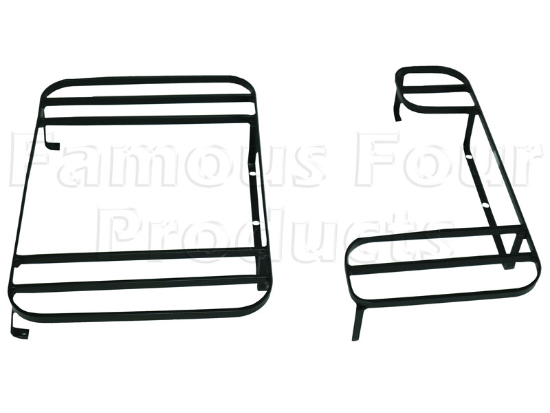 Light Guards for Land Rover 90/110 and Defender