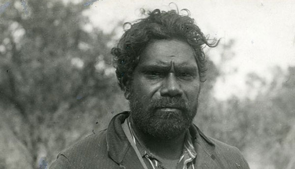 Albert Namatjira Photo