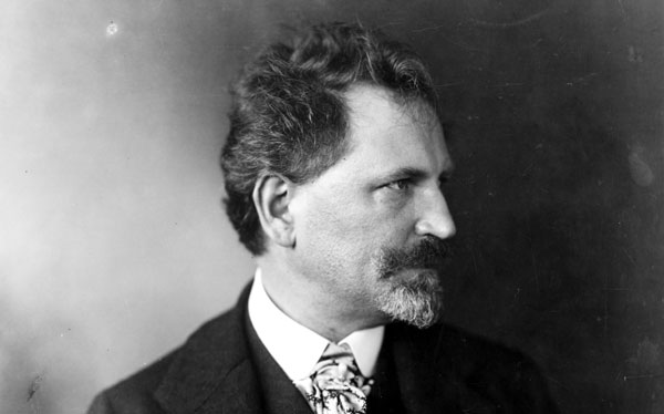 Alphonse Mucha Photo