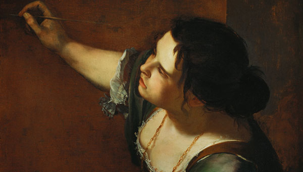 Artemisia Gentileschi Photo