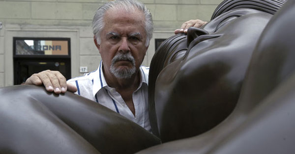 Fernando Botero Photo