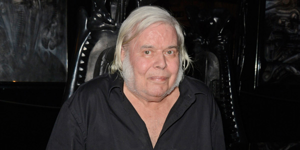H. R. Giger Photo