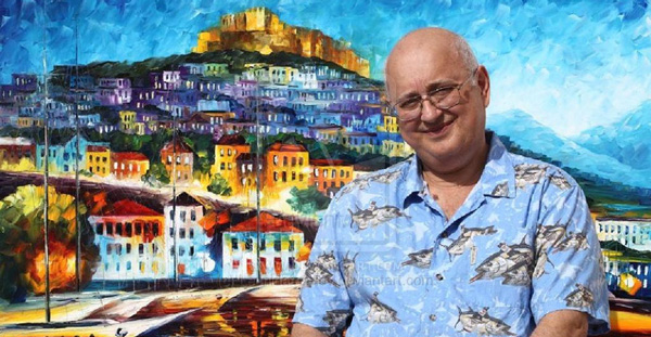 Image result for Leonid Afremov