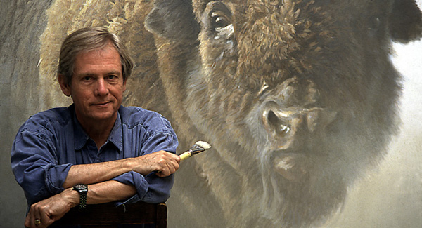 Robert Bateman Photo