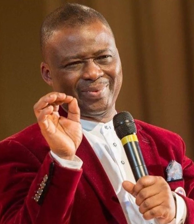 MFM Pastor, Daniel Olukoya Cries Out